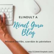 Német Guru Blog