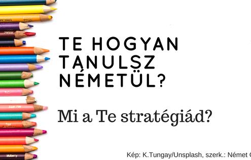 Tanulói stratégiák